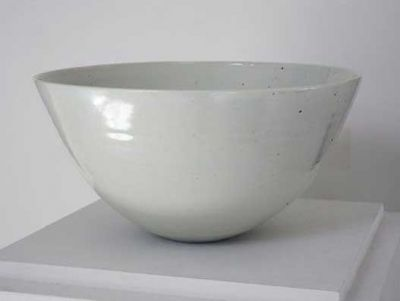mick-arnold-bowl-400x301 Mick Arnold Big Porcelain Bowl 2008