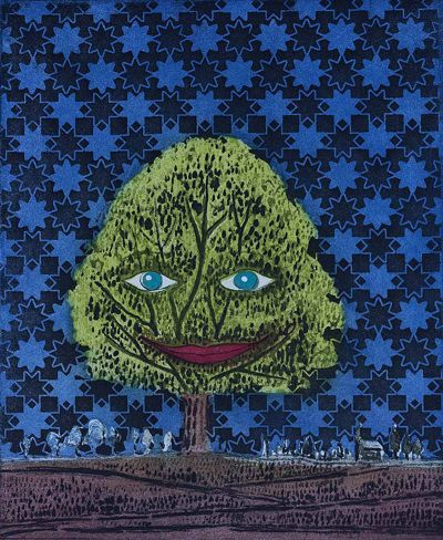 My_Friend_The_Tree-400x488 Stephen Chambers, My Friend the Tree