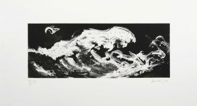 Wave-IX-400x215 Maggi Hambling, Waves IX