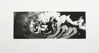 Wave-VIII-400x215 Maggi Hambling, Waves VIII