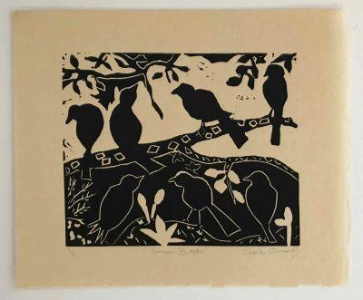 Sheila-Oliner-Seven-Birds-web-400x331 Sheila Oliner Seven Birds