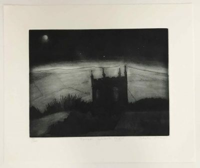 Sheila-Oliner-Zennor-Church-Night-web-400x335 Sheila Oliner Zennor Church Night