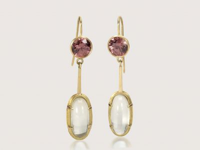 catherine-mannheim_47136269221_o-400x300 Catherine Mannheim Earrings with pink zircons and moonstones